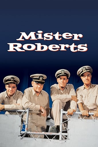Poster of Mister Roberts