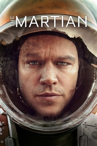 Poster of The Martian