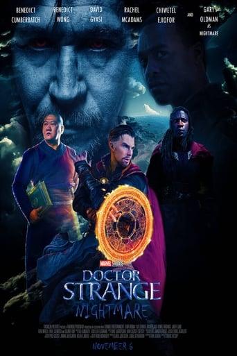 Doctor Strange 2 poster