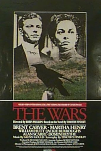 Poster of The Wars