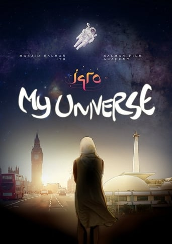 Poster of Iqro: My Universe