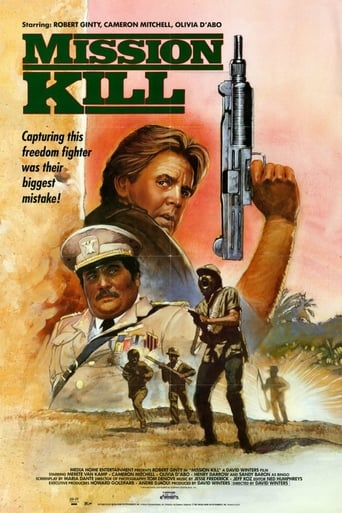 Poster of Mission Kill