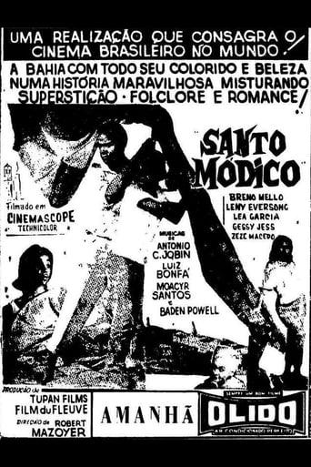 Poster of O Santo Módico