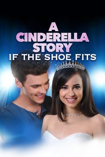 Poster of A Cinderella Story: If the Shoe Fits