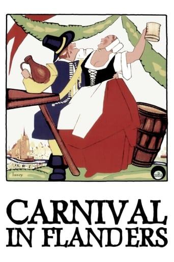 Poster of Carnival in Flanders