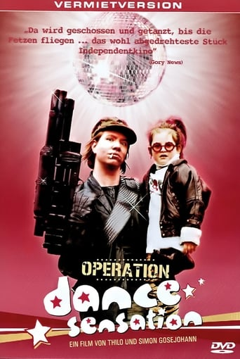 Poster of Operation Dance Sensation