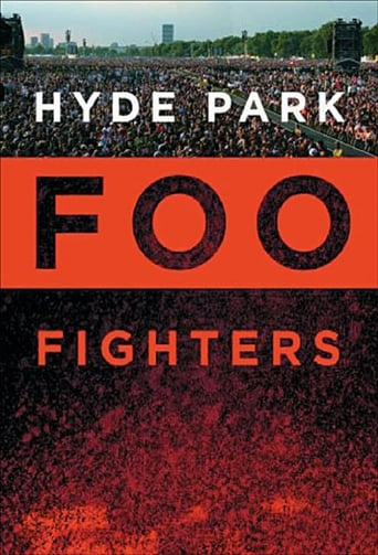 Poster of Foo Fighters: Hyde Park