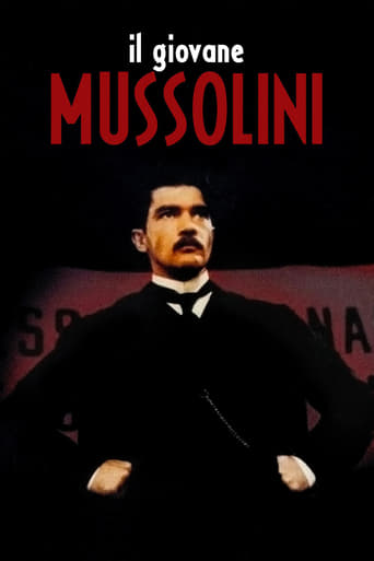 Poster of Benito: The Rise and Fall of Mussolini