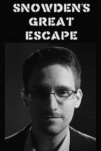 Poster of Snowden's Great Escape
