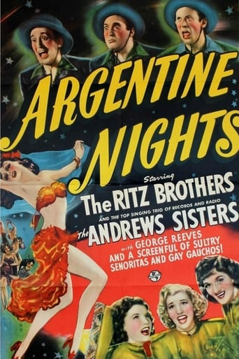 Poster of Argentine Nights