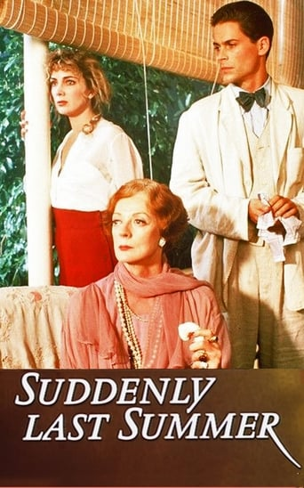 Poster of Suddenly, Last Summer