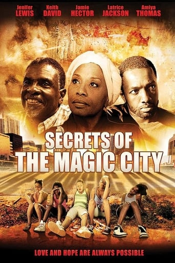 Poster of Secrets of the Magic City