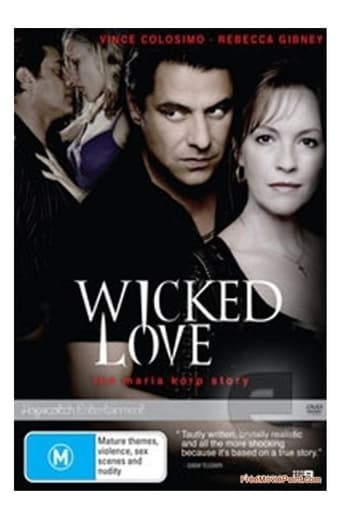 Poster of Wicked Love: The Maria Korp Story