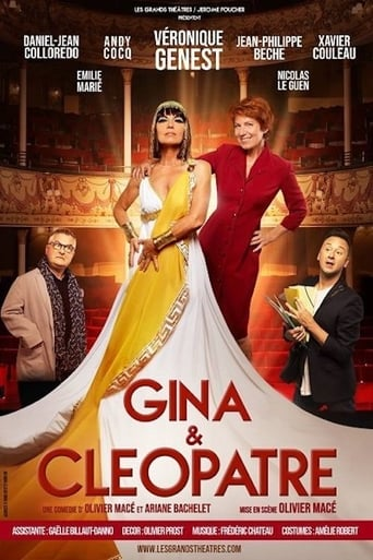 Poster of GINA ET CLEOPATRE