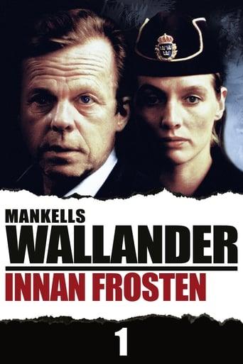 Poster of Wallander 01 - Innan Frosten