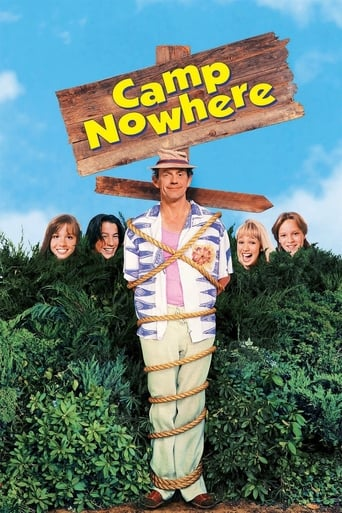 Poster of Camp Nowhere
