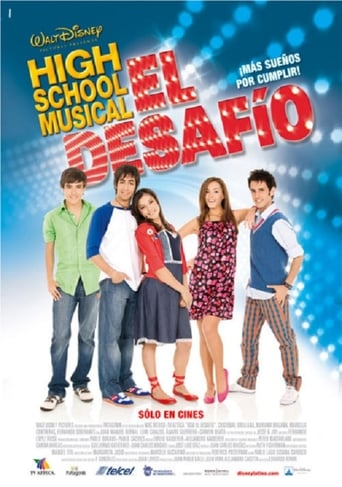 Poster of Viva High School Musical: Mexico