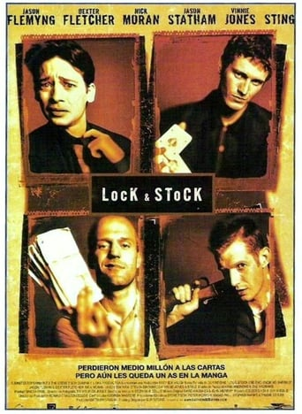 Poster of Lock & Stock