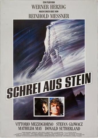 Filmplakat von Schrei aus Stein