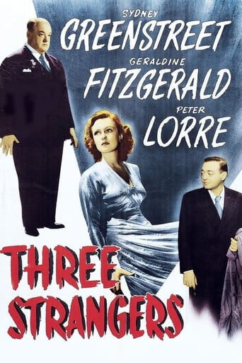 Poster of Three Strangers