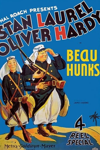 Poster of Beau Hunks