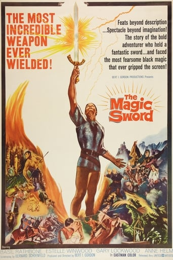 Poster of The Magic Sword