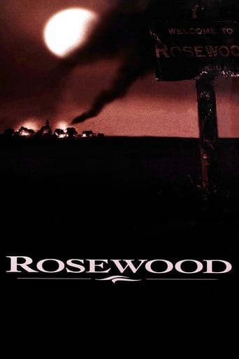 Rosewood Burning
