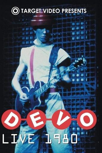 Poster of Devo Live 1980
