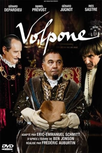 Poster of Volpone