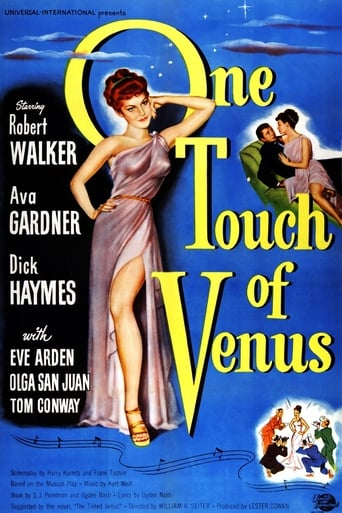 Poster of One Touch of Venus