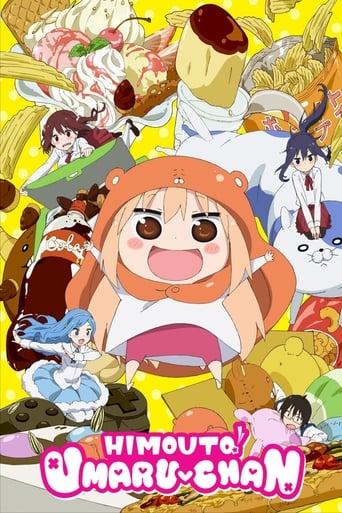 Poster of Himouto! Umaru-chan