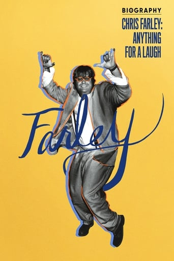 Poster of Chris Farley: Anything for a Laugh