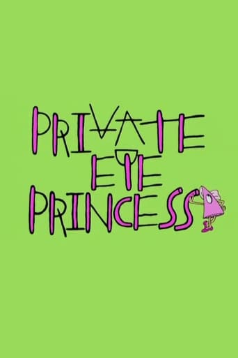 Poster of Private Eye Princess