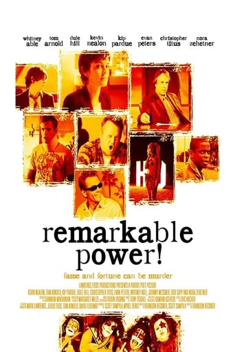 Poster of Remarkable Power