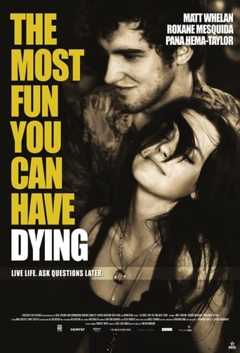 Poster of The Most Fun You Can Have Dying