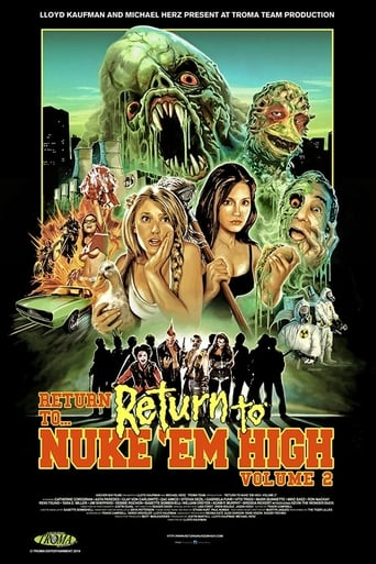 Return to... Return to Nuke 'Em High AKA Vol. 2 poster