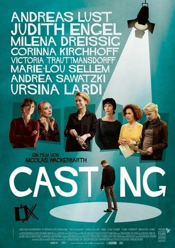 Casting Poster