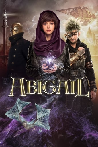 Poster of Abigail