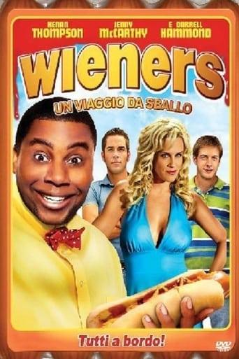 Poster of Wieners - Un viaggio da sballo