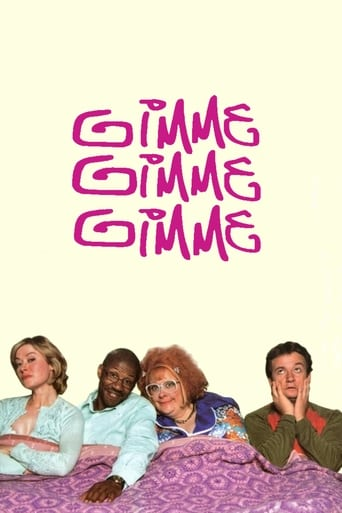 Poster of Gimme Gimme Gimme