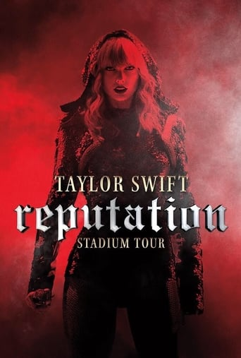 Poster of Taylor Swift : Reputation Stadium Tour