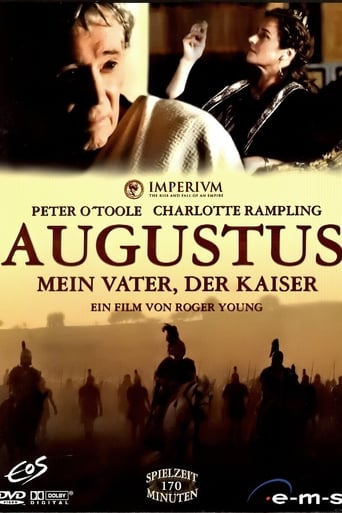 Poster of Augustus: The First Emperor