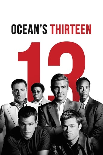 Poster of Ocean's Thirteen