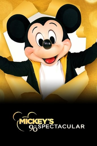 Poster of Mickey's 90th Spectacular
