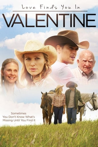 Poster of Love Finds You in Valentine