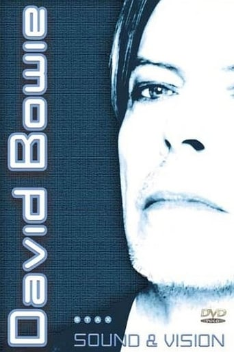 Poster of David Bowie - Sound and Vision