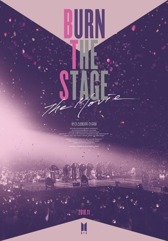 Play Burn the Stage: The Movie