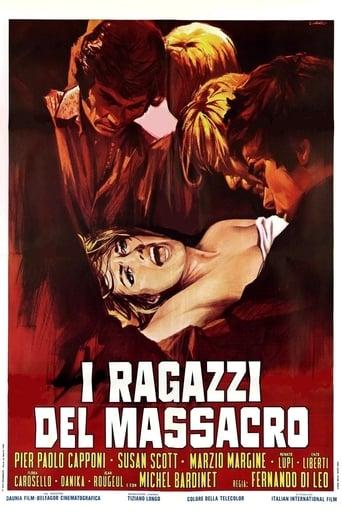 Poster of Naked Violence