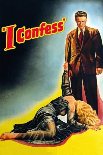 Poster of I Confess