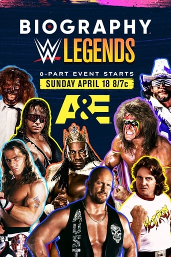 Poster of Biography: WWE Legends
